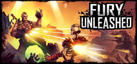 Fury Unleashed v46 [Steam Early Access] / The Badass Hero
