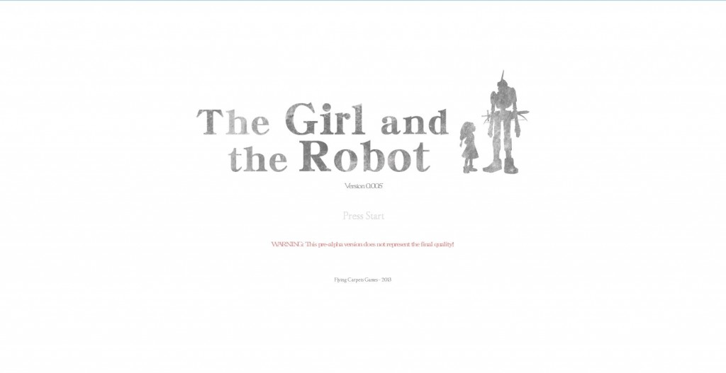 The Girl and the Robot v0.016