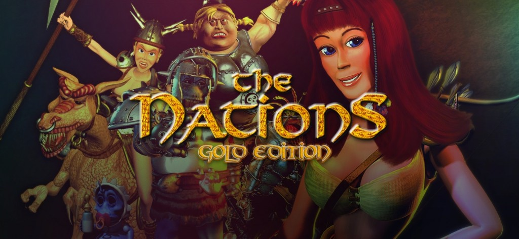 The Nations Gold Edition v2.0.0.58 [GOG] / Alien Nations 2 / Затерянный мир 3