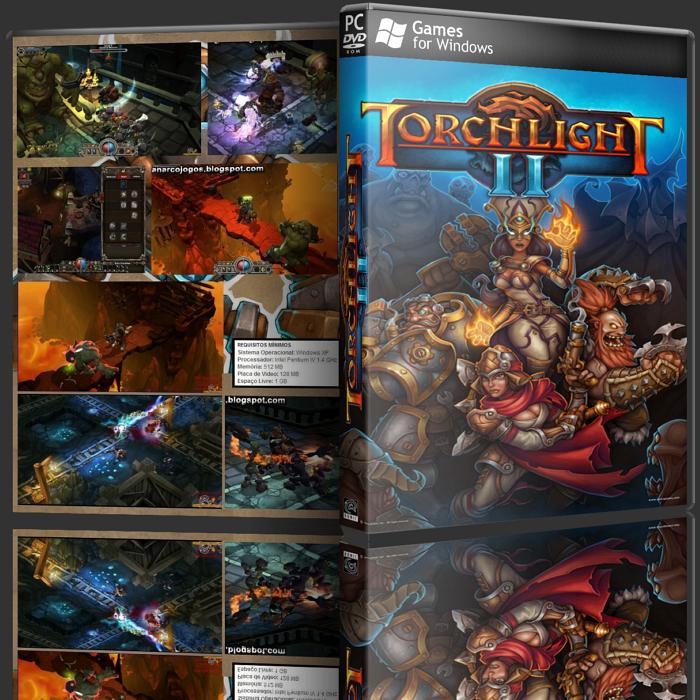 torchlight 2 synergies mod скачать торрент