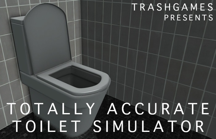 Totally Accurate Toilet Simulator v2