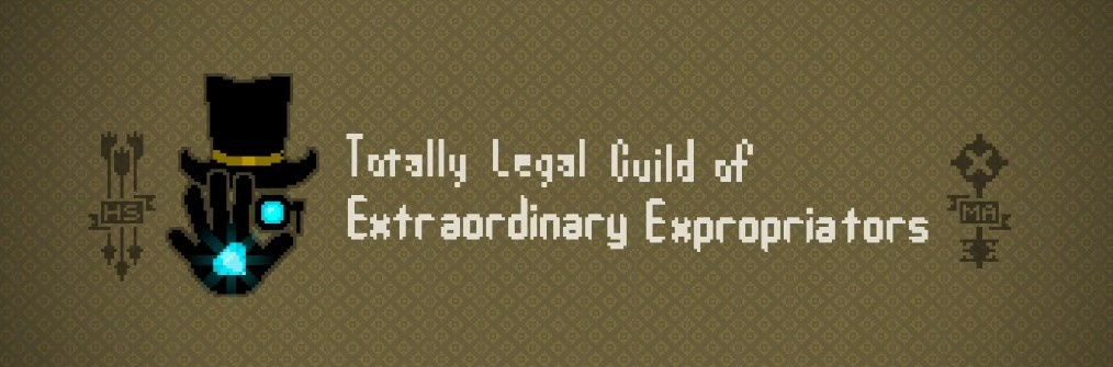 Totally Legal Guild of Extraordinary Expropriators s1 ep01
