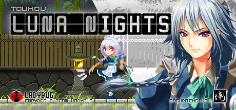 Touhou Luna Nights v0.2 [Steam Early Access]