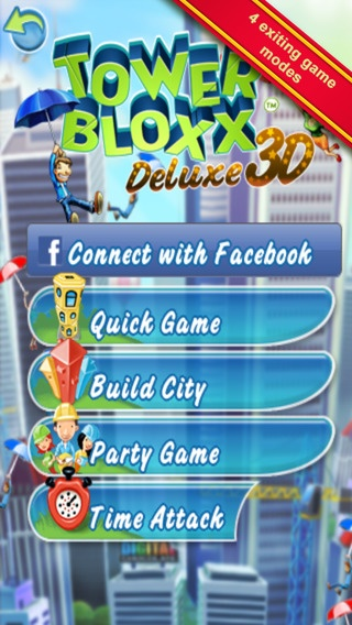 Tower Bloxx Deluxe 3D v2.0.35