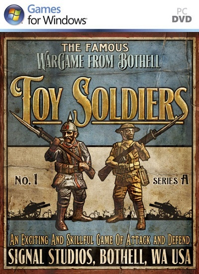 Toy Soldiers v1.0.0.1 +2DLC