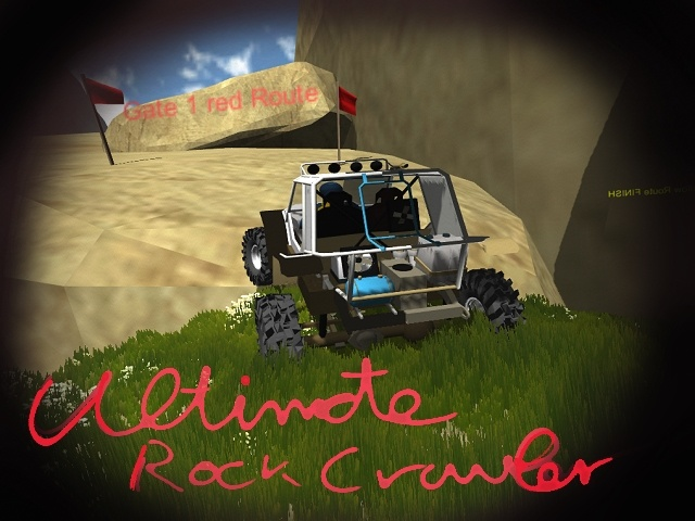 Ultimate Rock Crawler v2.0