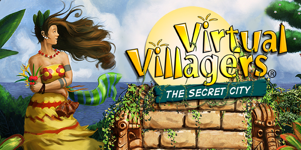 Virtual Villagers Игру