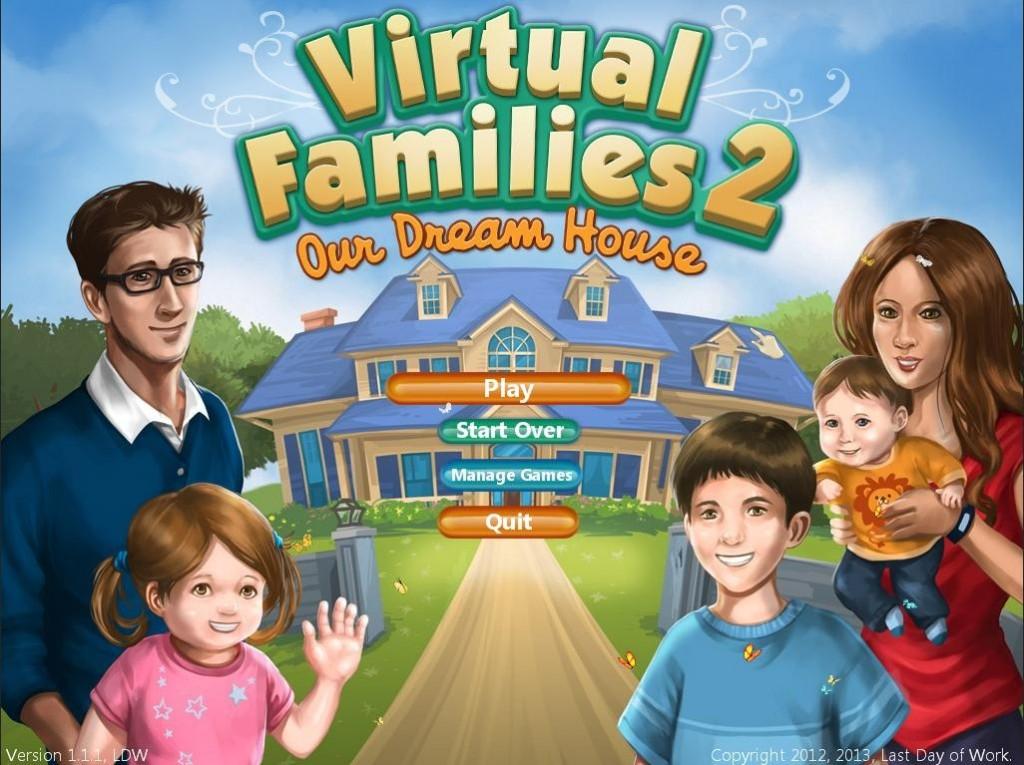 Virtual families 2 скачать на компьютер русская версия