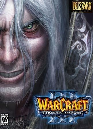 WarCraft III - Frozen Throne v1.26a [Repack]