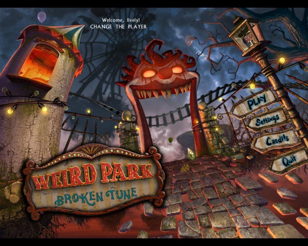 Скачать Игру Таинственный Парк - фото 8