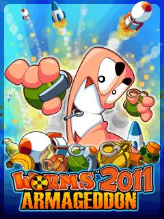 worms 2010 para celular 320x240