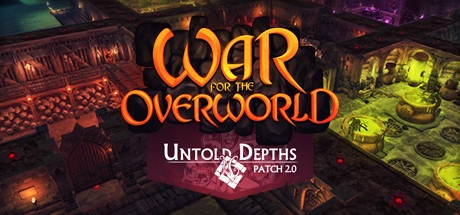 War for the Overworld v2.0.6f1 + All DLC / +GOG