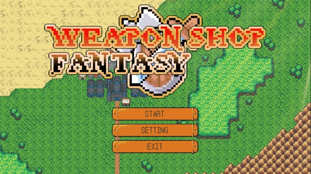 Weapon Shop Fantasy v1.00