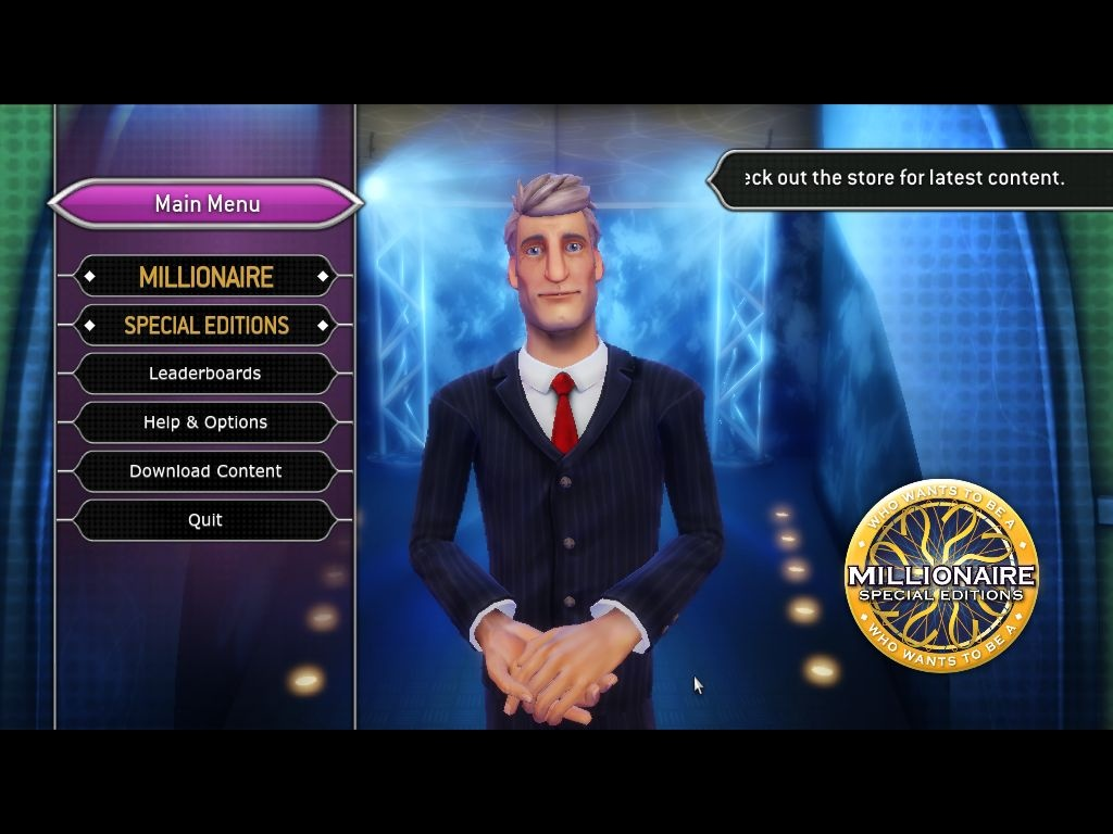 Who Wants To Be A Millionaire Special Editions + DLC Packs