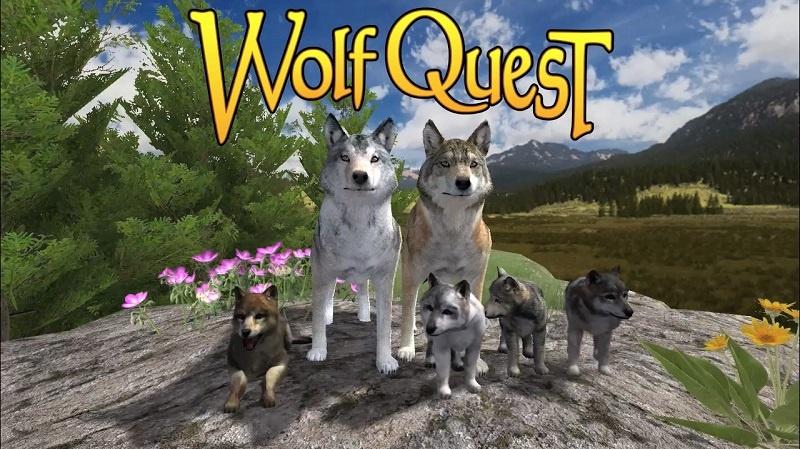 Wolfquest скачать бесплатно на русском на компьютер