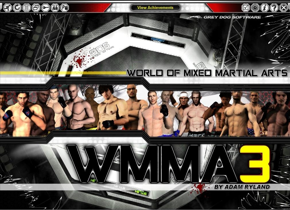 World of Mixed Martial Arts 3 v1.1