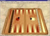 3D Backgammon / 3D Нарды v1.0