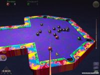 3-D Ultra Cool Pool