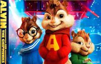 Alvin And The Chipmunks / Элвин и бурундуки + OST