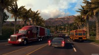 American Truck Simulator v1.32.4.1s + All DLCs [Oregon DLC]