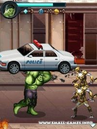 Avengers: The Mobile Game
