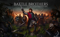 Battle Brothers v1.4.0.46 + All DLCs / + RUS v1.4.0.46 + All DLCs