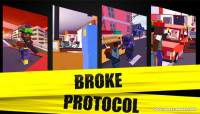 Broke Protocol: Online City RPG v1.13 [Steam Early Access]