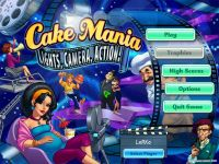 Cake Mania 5: Lights, Camera, Action!