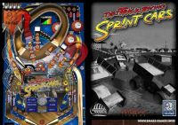 Dirt Track Racing: Pinball