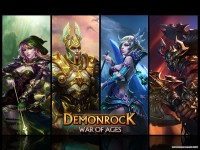 Demonrock: War of Ages v1.0