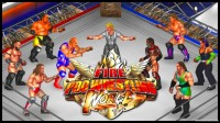 Fire Pro Wrestling World v2.05.21 + All DLCs