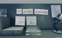 it's always monday v0.1.0