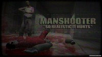 Manshooter: So Realistic It Hurts [Game Jam Build]