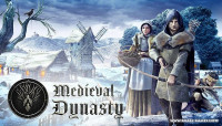 Medieval Dynasty v0.2.0.1 [Steam Early Access] / + RUS v0.1.1.5