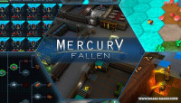 Mercury Fallen v25.2 [Steam Early Access] / +RUS