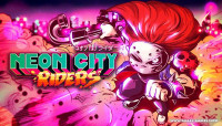 Neon City Riders v2.0.2 [Super-Powered Edition]