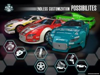Ridge Racer Slipstream v2.3.1