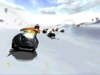Ski-doo X-Team Racing/Команда Ski-Doo. Снежный Экстрим
