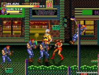 Streets of Rage: Remake v5.0a