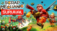 Scrap Mechanic v0.5.0.640 [Steam Early Access]