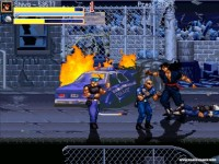 Streets of Rage Zombies