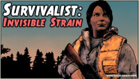 Survivalist: Invisible Strain v94 [Steam Early Access]