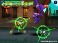 Teenage Mutant Ninja Turtles: Rooftop Run v3.0