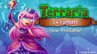 Terraria v1.4.1.1 / + GOG v1.4.0.5 / + Retribution of The Darkness Full v1.8.0.1
