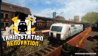 Train Station Renovation v1.0.1.0 [Steam Early Access]
