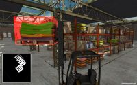 Warehouse and Logistics Simulator / Forklifter 2014