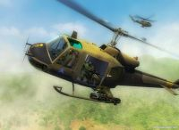 Whirlwind of Vietnam: UH-1 / Вертолеты Вьетнама: UH-1